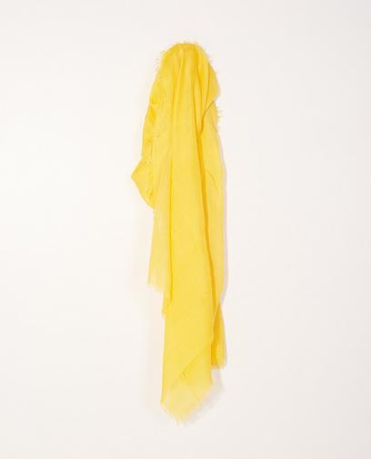 Sjaal van viscose
